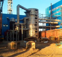 "In Stepnogorsk the ""United Chemical Company"" LLP completes work on the reconstruction of the sulfuric acid plant"